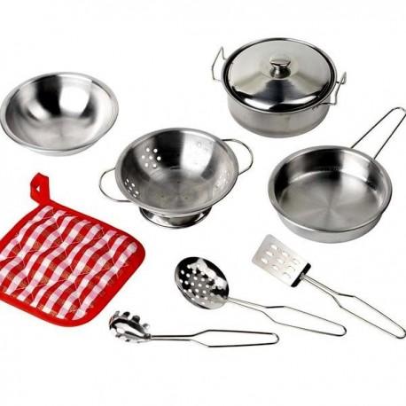 dinette pour enfant set de cuisine 9 elements