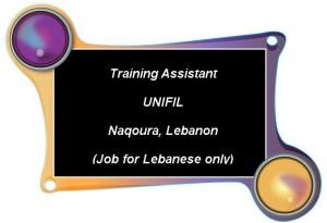 Training Assistant
