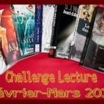 Challenge lecture : Février-Mars 2013