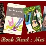 Mini Book Haul : Mai 2013