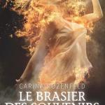Carina Rozenfeld, Le Brasier des souvenirs (Phaenix #2)