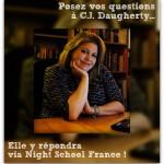 Night School : Posez vos questions à C.J. Daugherty !