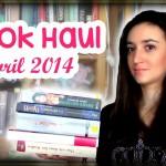 Book Haul : Avril 2014