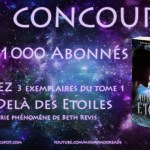 CLOS [Concours 1000 abonnés YouTube] Au-delà des étoiles de Beth Revis