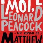 Matthew Quick, Pardonne-moi Leonard Peacock