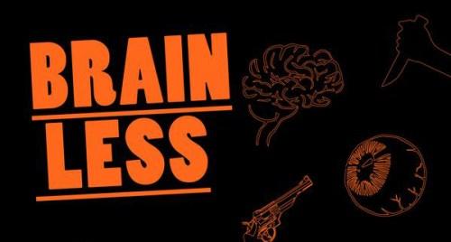 MissMymooReads - rencontre Brainless cover