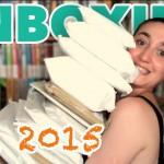 {VIDEO} Unboxing – été 2015 (1) (non sponsorisé par un éditeur célèbre)