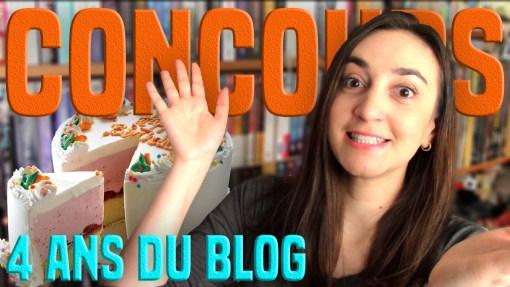 Concours 4 ans du blog cover