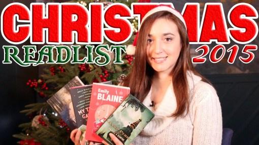 Christmas readlist 2015 cover