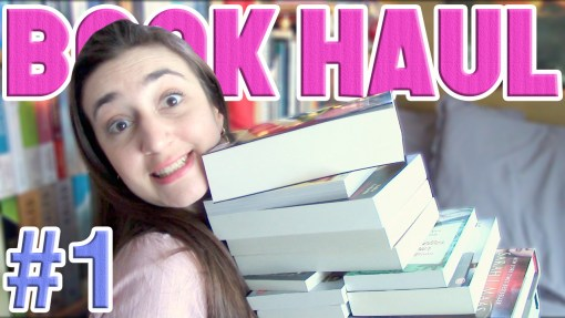 Book Haul mars 2016 (1)