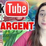 L'Argent sur YouTube, et les BookTubeurs dans tout ça #MyriamEnParle