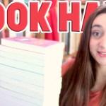 Book Haul : Avril 2016 (Part. 1)