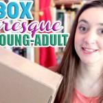 Je teste la box livresque Young Adult : Mille et un livres