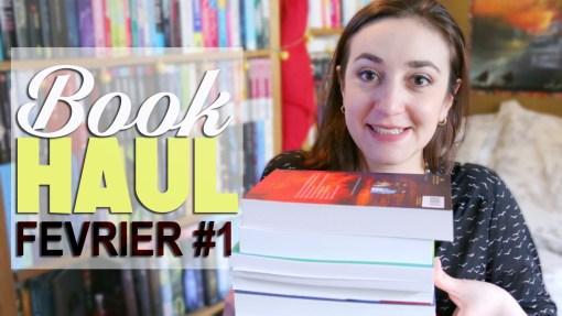 Book Haul Février Part. 1 cover
