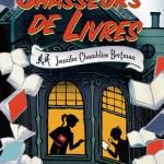 Chasseurs de livres (tome 1), de Jennifer Chambliss Bertman