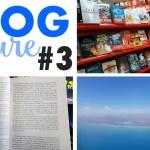 Vlog lecture #3 : le voyage