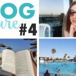 Vlog lecture #4 : sea, books & sun