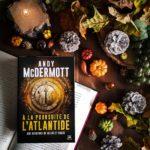 À la poursuite de l'Atlantide (Une aventure de Wilde et Chase #1), de Andy McDermott