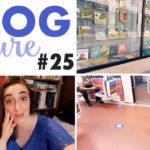 Vlog Lecture #25 : L'heure de la reprise a sonné !