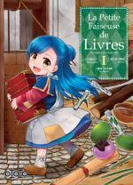 La Petite Faiseuse de Livres tome 1 éditions Ototo couverture