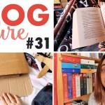Vlog Lecture 31 : Unboxings en série et retour à la librairie !
