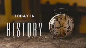 Today in History July 31