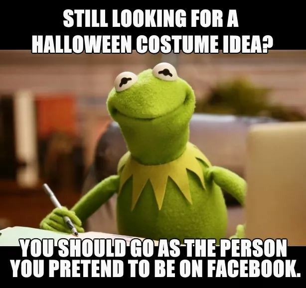 Kermit the Frog: Funny Halloween Costumes and Memes