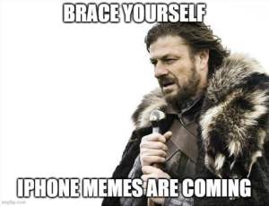 iPhone 12 Colours, iPhone X Jokes and other Funny Memes