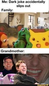 Dark Humour Funny Memes from 9GAG, Dumpaday, Medium and other sources.