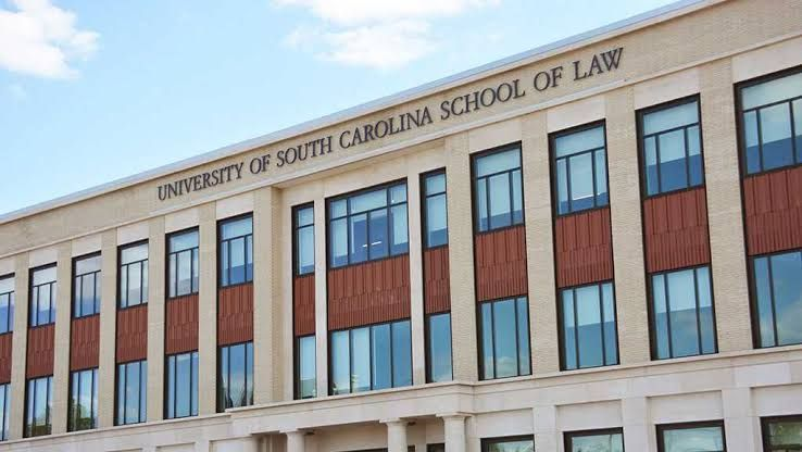 The Dean of South Carolina's biggest law school is admitting guilt for forwarding an email that comprised the names of students who failed a law exam.