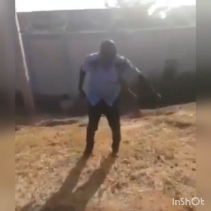 The Nigeria Police Force has arrested a Drunk Policeman behaving badly in Abuja on November 28 [Viral Video]