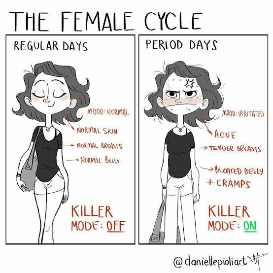Funny Period Memes (16 Funny Memes on Menstruation)