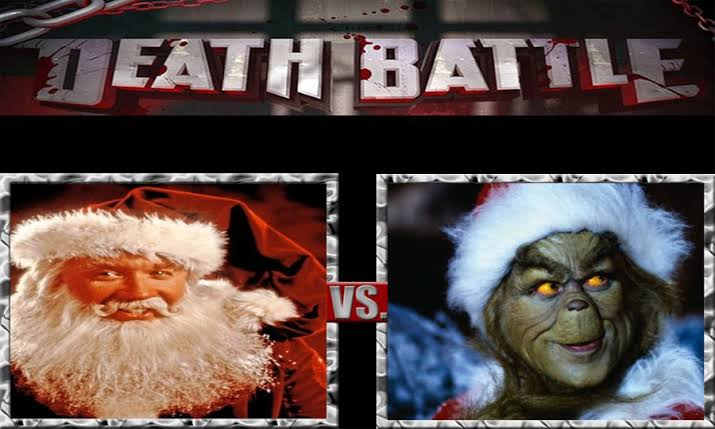 Santa Claus vs The Grinch (34 Father Christmas Funny Pictures + Video)