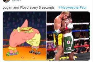 Read more about the article Hugfest 2021: funniest Logan vs Mayweather memes