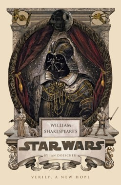 "I think ""William Shakespeare's Star Wars"" explains this book well enough."