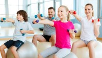 Looking To Get Healthier Unk Program Helps Families Exercise More Eat Bette