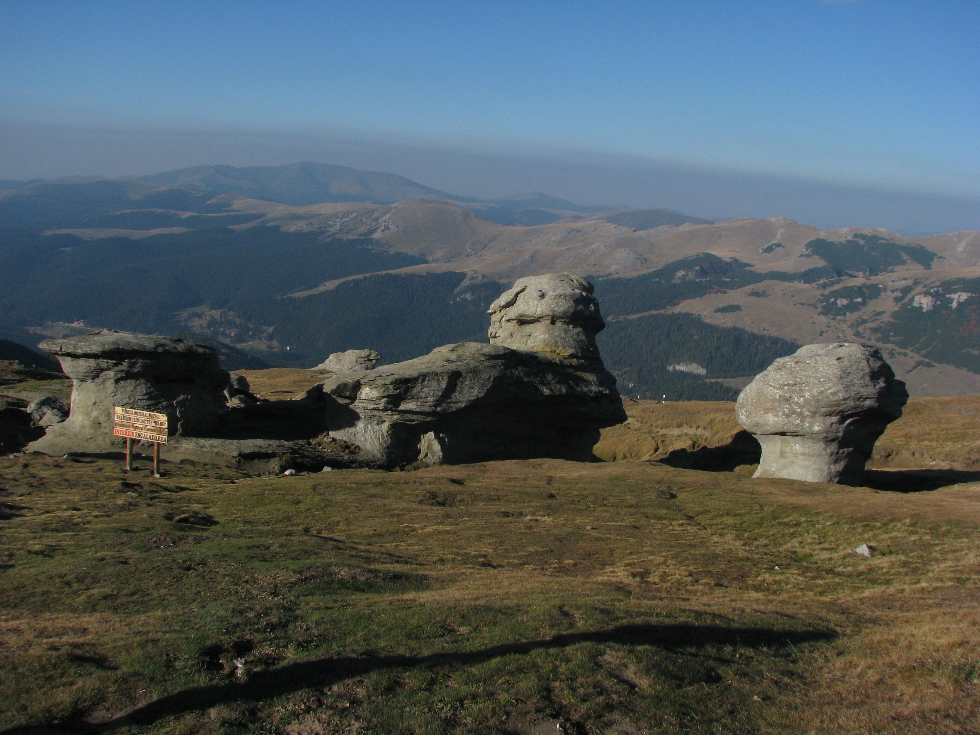 Babele Plateau Amp Sphinx Of Bucegi Bucharest Uncovered