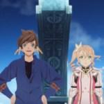 Tales Of Zestiria the x - פרק 01#