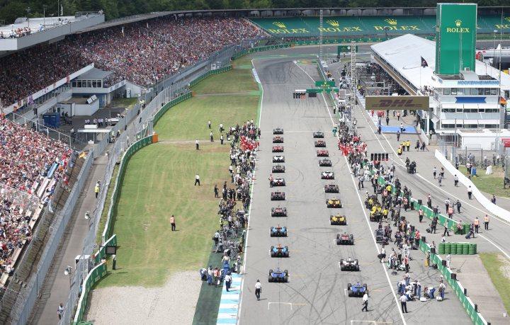 Gastierte die Formel 1 am Wochenende zum letzten Mal auf dem Hockenheimring? Foto: dpa