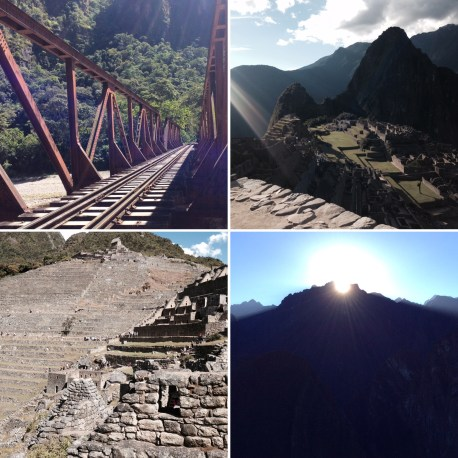 Photos of Machu Picchu, Peru