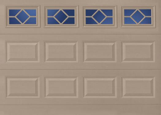Amarr's Olympus Garage Door Collection