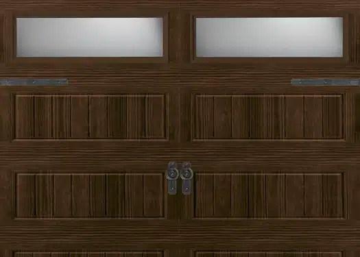 Amarr's Designer Choice Garage Door Collection