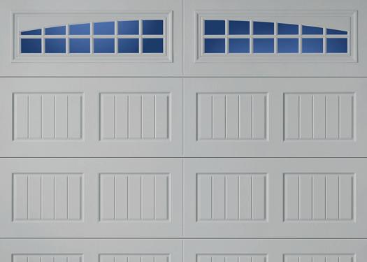 Amarr's Oak Summit Garage Door Collection