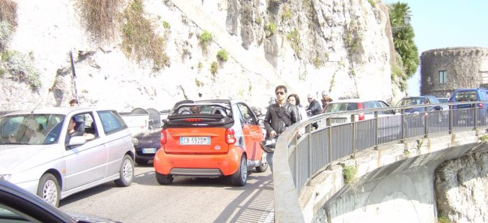 Walking From Amalfi to Atrani