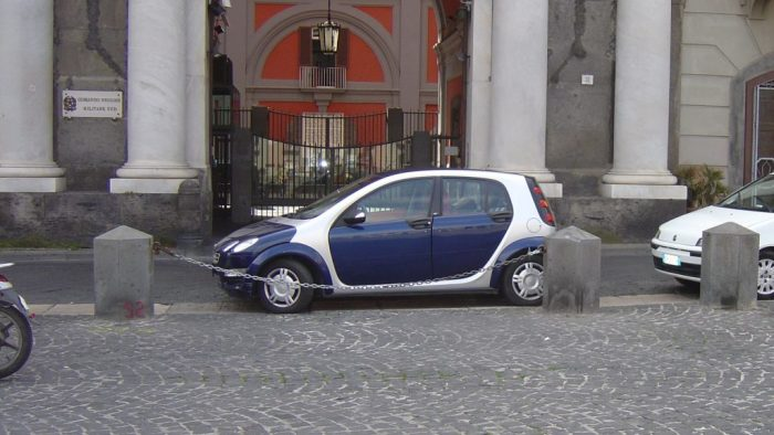 Our car was very Smart!