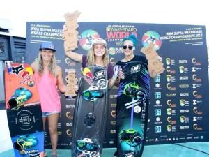WWAWorld podium Womens