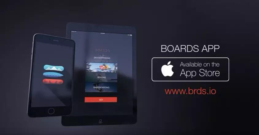Boards App