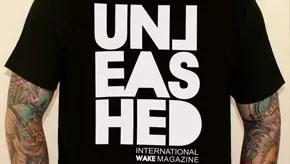 t-shirt Unleashed
