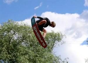 Gubbas wakeboard