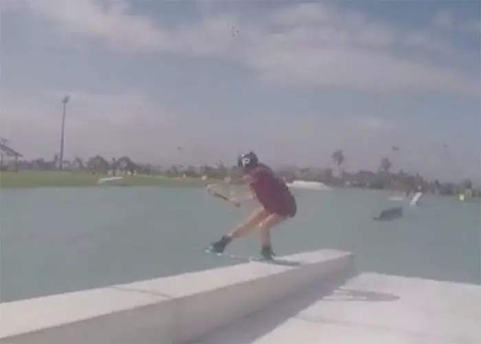 Maryh Rougier DUPwakeboard at CWC
